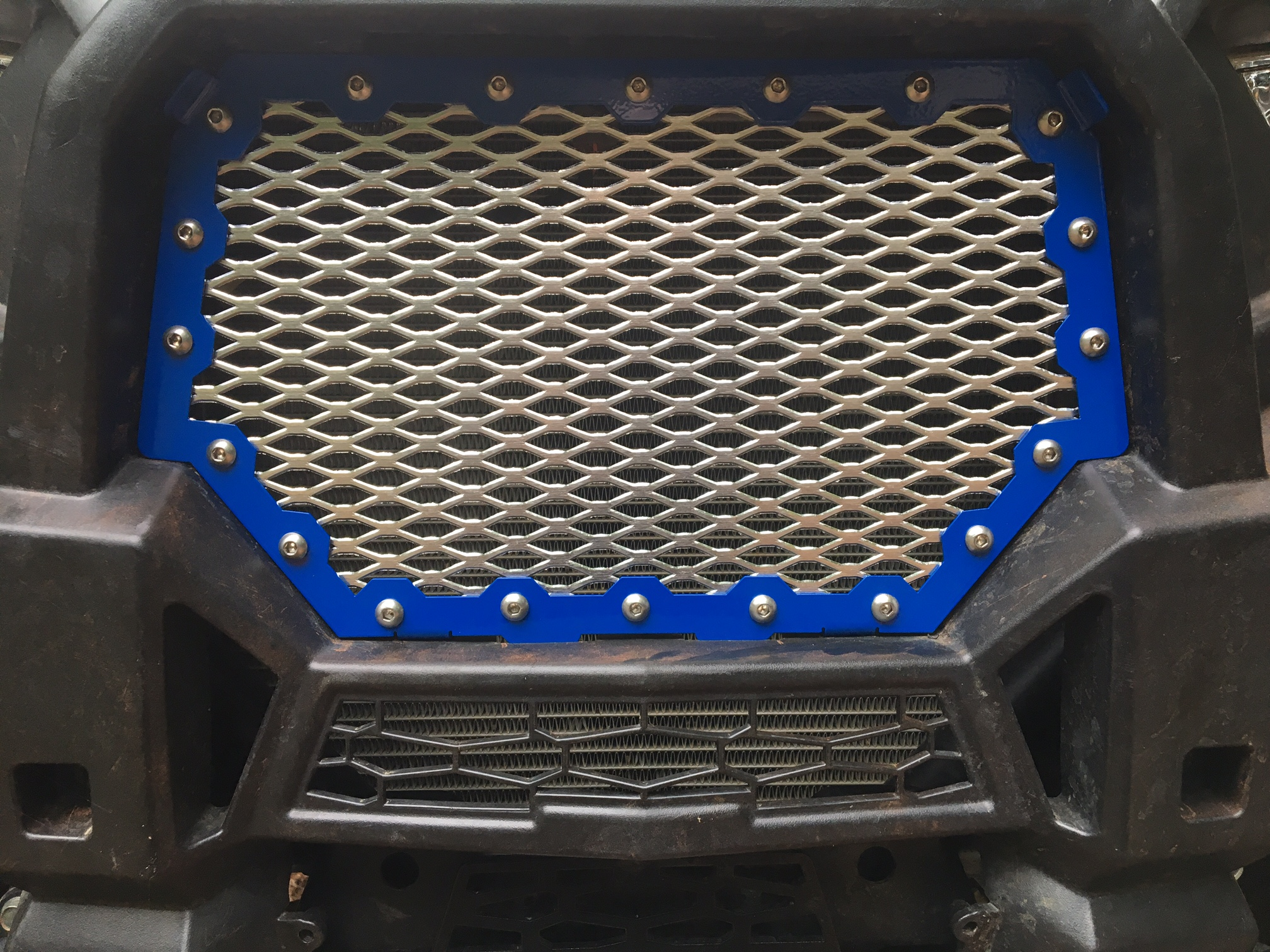 CUSTOM GRILLE FOR 2014 2017 RZR 1000 XP & 2015 2017 RZR 900 S and