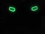 Halo LEd light Rings for headlights - Polaris Sportsman 2011 +
