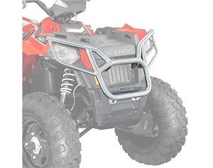 Polaris Scrambler 850 1000 front bumper brush guard Brushguard