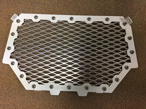CUSTOM GRILLE FOR 2014-2017 RZR 1000 XP & 2015-2017 RZR 900 S and Trail Polish