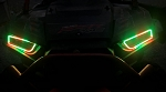 Polaris RZR Led Multicolor bluetooth Halos  900 / 1000