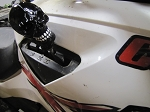 Skull Shift Knob Shifter Can-Am Renegade Outlander Commander, Maverick